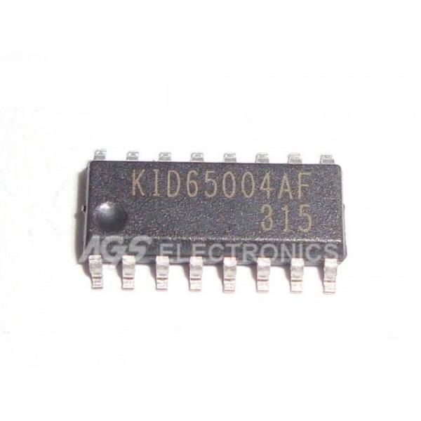 KEC-SAMSUNG KID65004AF - KID65004AF-EL/P  BIPOLAR LINEAR CIRCUITO INTEGRATO