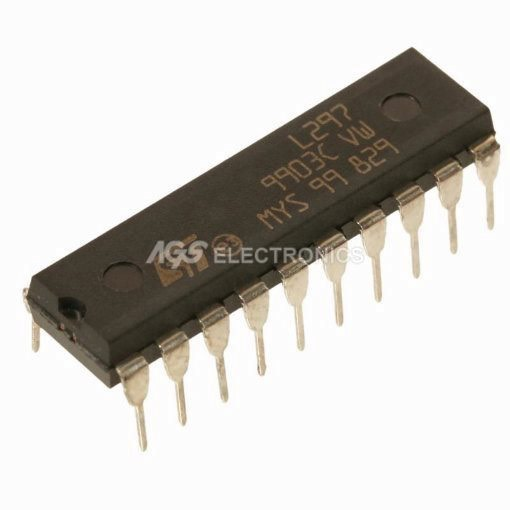 L297 - L 297 STEPPER MOTOR CONTROL 20PIN