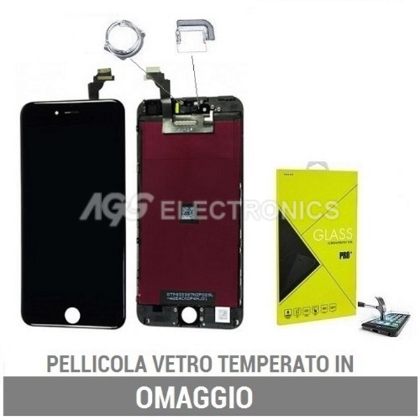 Touchscreen ricambio per Apple - LCDTOUCH-IPHONE6-N - LCDTOUCHIPHONE6N