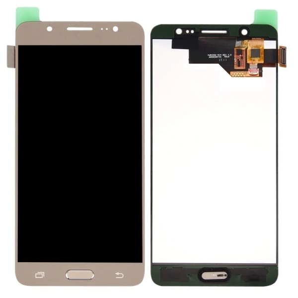 DISPLAY LCD VETRO TOUCH SCREEN per SAMSUNG GALAXY J5 2016 SM-J510F SCHERMO GOLD