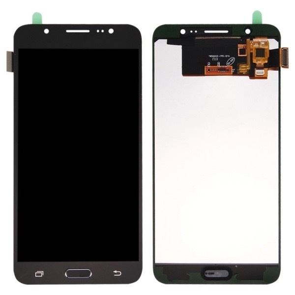 DISPLAY LCD  TOUCH SCREEN SAMSUNG GALAXY J7 2016 J710 SM-J710FN SCHERMO NERO
