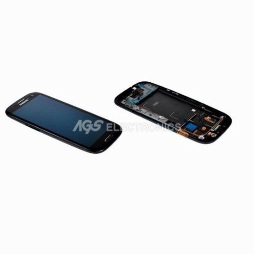 LCD  Touch screen originale Samsung S3 GT-I9300 Nero  GH97-13630E