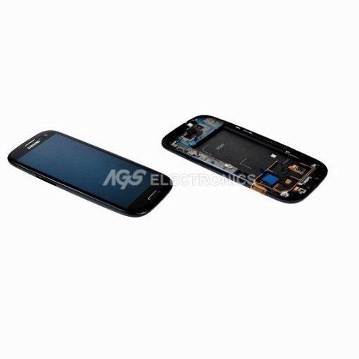 LCD  Touch screen originale Samsung S3 GT-I9300 Nero  GH97-13630E