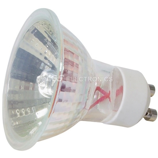 LAMPADA ALOGENA GU10 -230V/50W DIAM 50MM