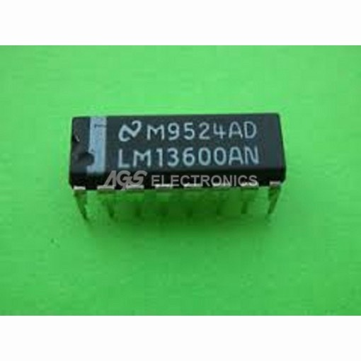 LM13600AN - ic
