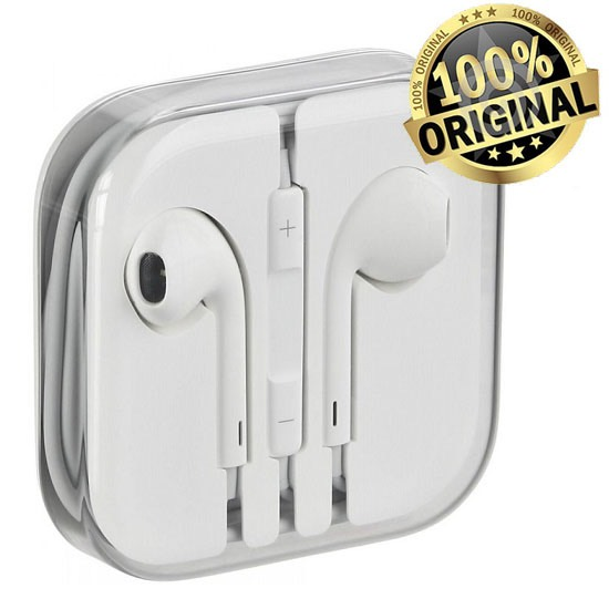 Cuffie Auricolari Originali MD827ZM/A per Apple iPhone 5| 5S| 6| 6s Plus| iPod