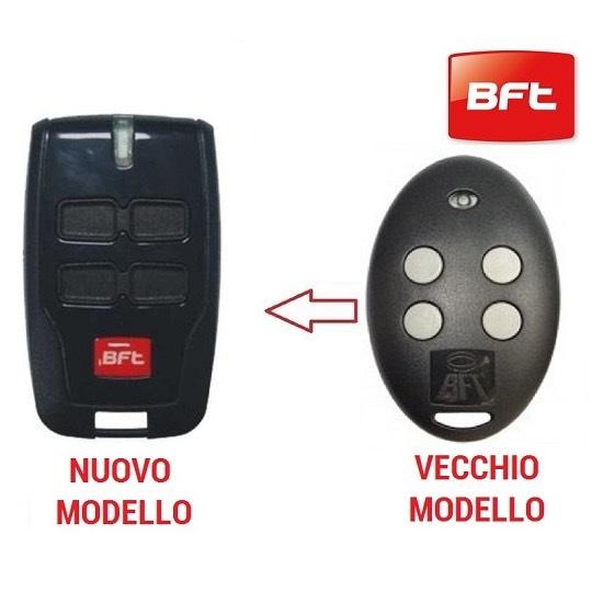 TELECOMANDO RADIOCOMANDO CANCELO ORIGINALE BFT MITTO  B RCB04 R1 4 CANALI