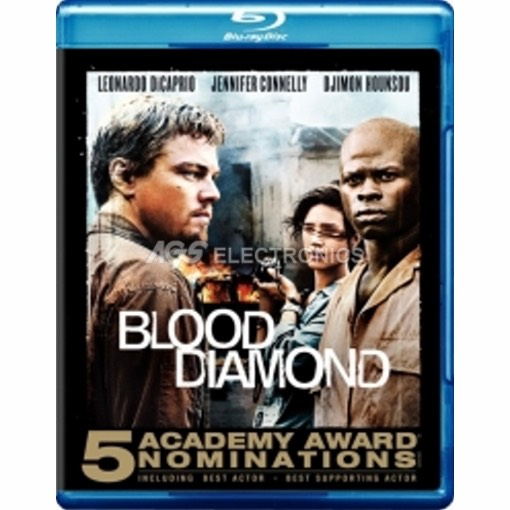 Blood diamond - diamanti di sangue (BLU-