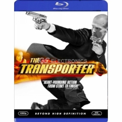 Transporter (the) (BLU-RAY)