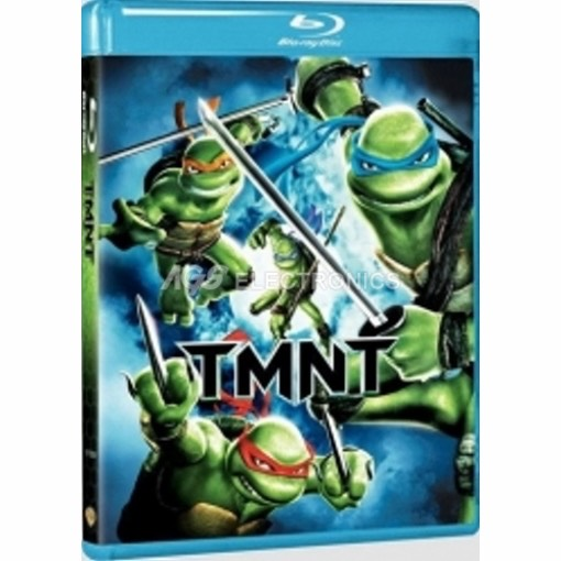 Tmnt - teenage mutant ninja turtles (BLU-RAY)