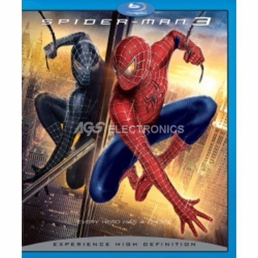 Spider-Man 3 - (BLU-RAY) - 2 dischi - NUOVO SIGILLATO - MVBLU-AZ005 - MVBLUAZ005