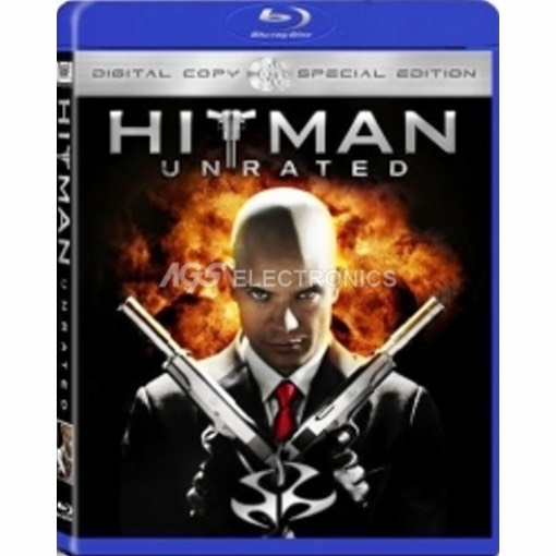 Hitman - l'assassino (BLU-RAY)