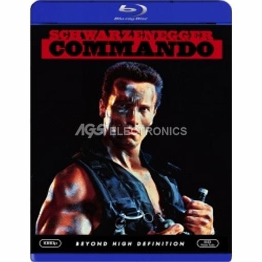 Commando (BLU-RAY) - NUOVO SIGILLATO - MVBLU-AZ020 - MVBLUAZ020