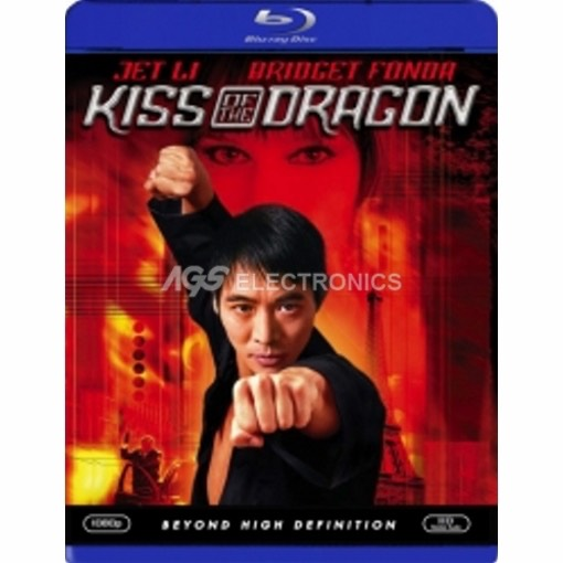 Kiss of the dragon (BLU-RAY) - NUOVO SIGILLATO - MVBLU-AZ025 - MVBLUAZ025