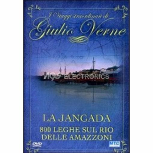 Giulio Verne - 800 leghe sul Rio delle Amazzoni - DVD NUOVO SIGILLATO - MVDVD-AN593 - MVDVDAN593