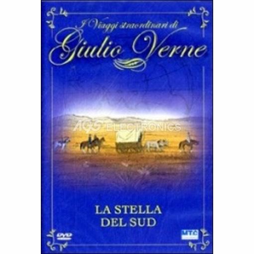 Giulio Verne - la stella del sud - DVD NUOVO SIGILLATO - MVDVD-AN596 - MVDVDAN596