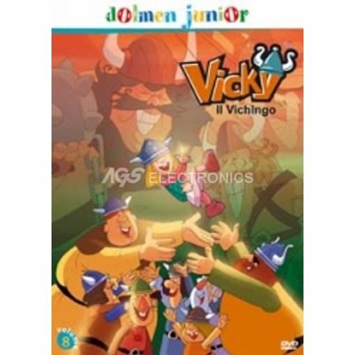 Vicky il vichingo Vol. 8 - DVD NUOVO SIGILLATO - MVDVD-AN685 - MVDVDAN685
