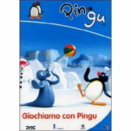 Pingu - giochiamo con pingu