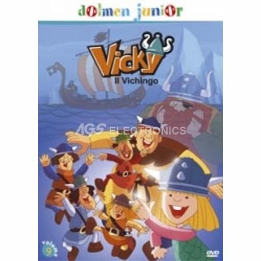 Vicky il vichingo Vol. 9 - DVD NUOVO SIGILLATO - MVDVD-AN694 - MVDVDAN694