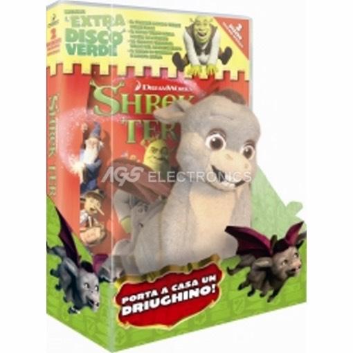 Shrek terzo - edizione speciale (2 dvd) + Driughino - DVD NUOVO SIGILLATO - MVDVD-AN707 - MVDVDAN707