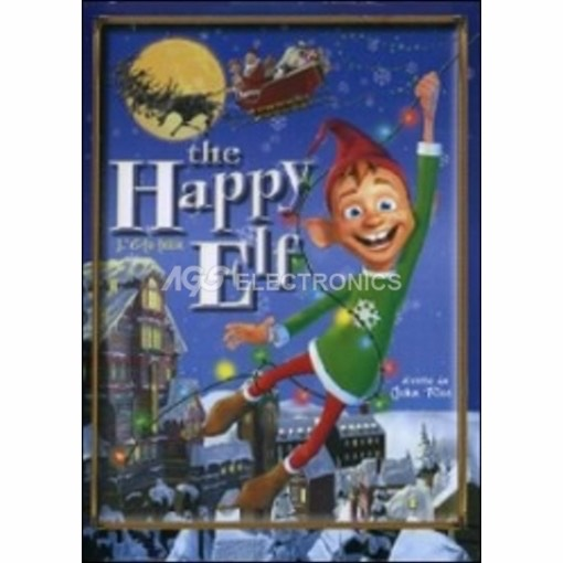 Happy elf (the) - DVD NUOVO SIGILLATO - MVDVD-AN779 - MVDVDAN779