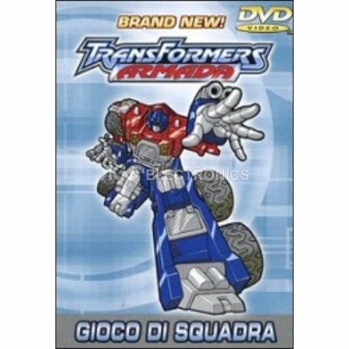 Transformers Armada - Vol 2 - DVD NUOVO SIGILLATO - MVDVD-AN782 - MVDVDAN782