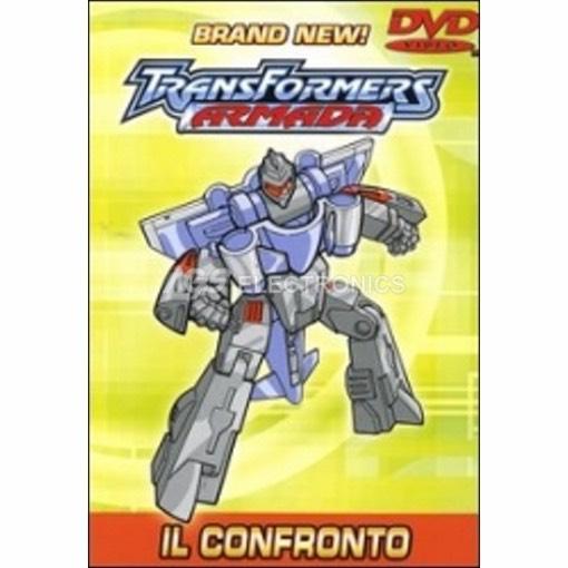Transformers Armada - Vol 3 - DVD NUOVO SIGILLATO - MVDVD-AN783 - MVDVDAN783