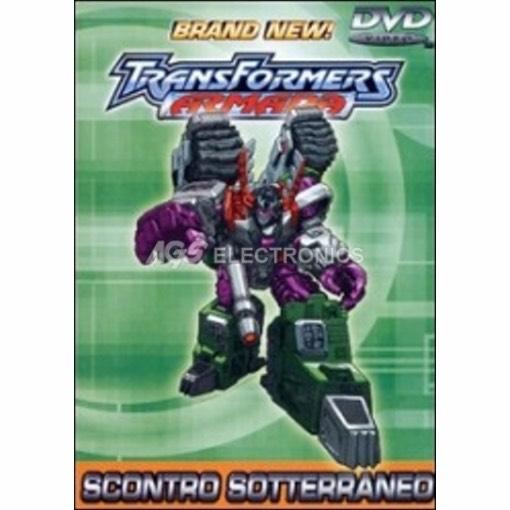Transformers Armada - Vol 4 - DVD NUOVO SIGILLATO - MVDVD-AN784 - MVDVDAN784