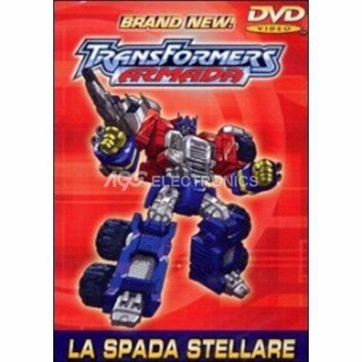 Transformers Armada - Vol 5 - DVD NUOVO SIGILLATO - MVDVD-AN785 - MVDVDAN785