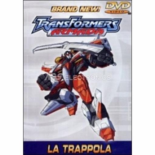 Transformers Armada - Vol 6 - DVD NUOVO SIGILLATO - MVDVD-AN786 - MVDVDAN786