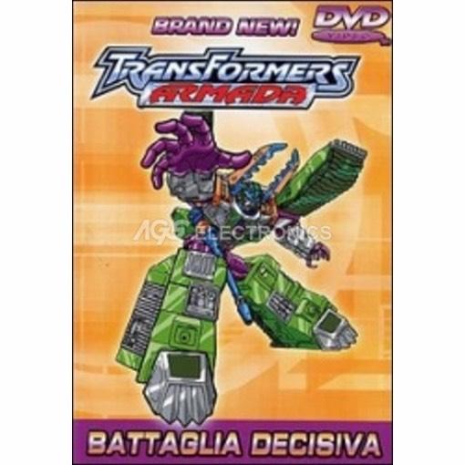 Transformers Armada - Vol 7 - DVD NUOVO SIGILLATO - MVDVD-AN787 - MVDVDAN787