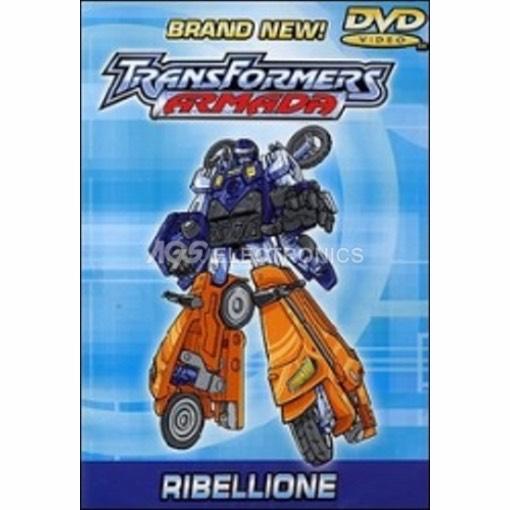 Transformers Armada - Vol 8 - DVD NUOVO SIGILLATO - MVDVD-AN788 - MVDVDAN788