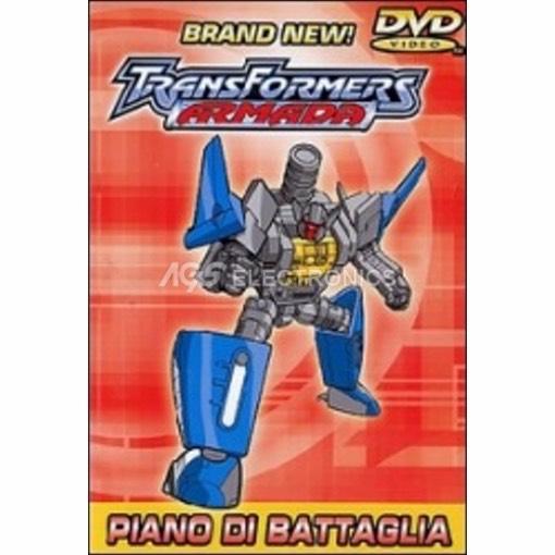 Transformers Armada - Vol 9 - DVD NUOVO SIGILLATO - MVDVD-AN789 - MVDVDAN789