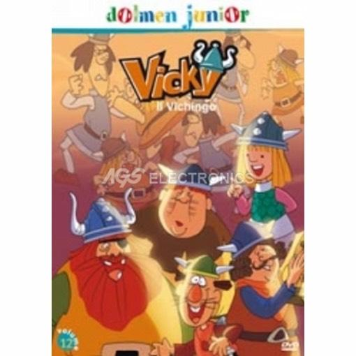 Vicky il vichingo Vol. 12 - DVD NUOVO SIGILLATO - MVDVD-AN826 - MVDVDAN826