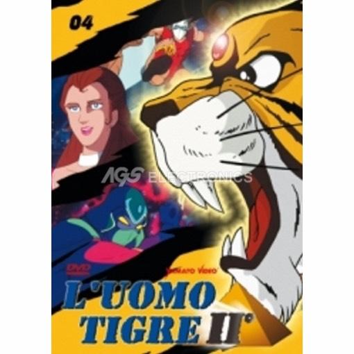 Uomo tigre II (l') - Vol 4 - DVD NUOVO SIGILLATO - MVDVD-AN872 - MVDVDAN872