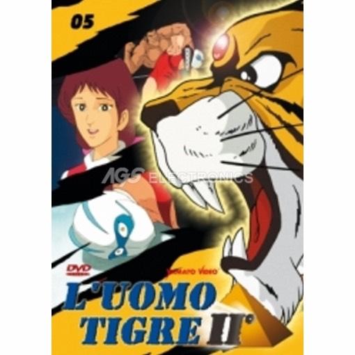 Uomo tigre II (l') - Vol 5 - DVD NUOVO SIGILLATO - MVDVD-AN873 - MVDVDAN873