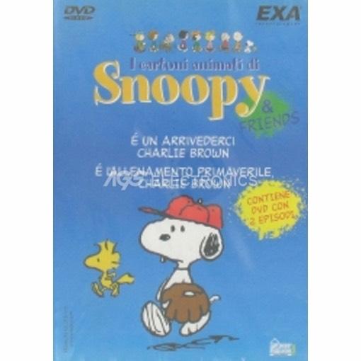 Snoopy 2 - e' un arrivederci Charlie Brown - DVD NUOVO SIGILLATO - MVDVD-AN875 - MVDVDAN875