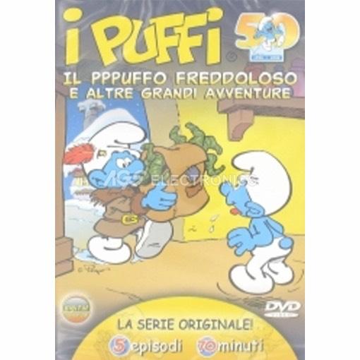 Puffi (i) Vol 11 - il puffo freddoloso