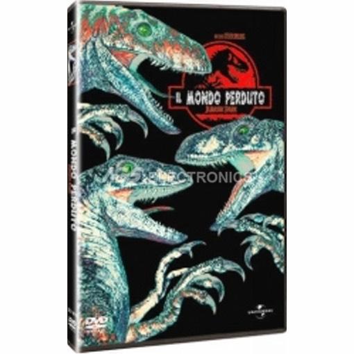 Jurassic Park II - il mondo perduto - DVD NUOVO SIGILLATO - MVDVD-AV006 - MVDVDAV006