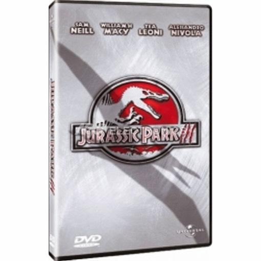 Jurassic Park III - DVD NUOVO SIGILLATO - MVDVD-AV007 - MVDVDAV007