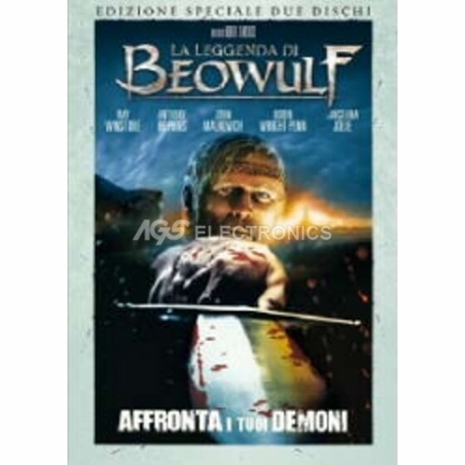 Leggenda di Beowulf (la) - edizione speciale (2 dvd) - DVD NUOVO SIGILLATO - MVDVD-AV152 - MVDVDAV152