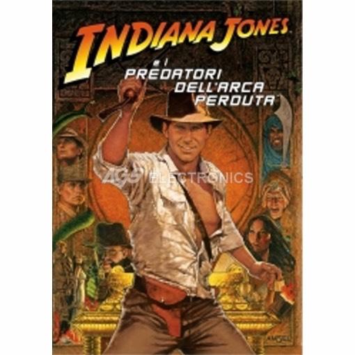 Indiana Jones e i predatori dell'arca perduta (edizione speciale) - DVD NUOVO SIGILLATO - MVDVD-AV156 - MVDVDAV156