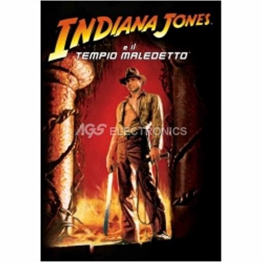 Indiana Jones e il tempio maledetto (edizione speciale) - DVD NUOVO SIGILLATO - MVDVD-AV157 - MVDVDAV157