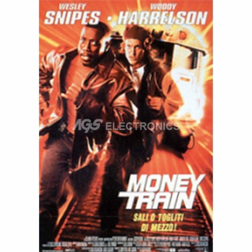 Money Train - DVD NUOVO SIGILLATO - MVDVD-AZ048 - MVDVDAZ048