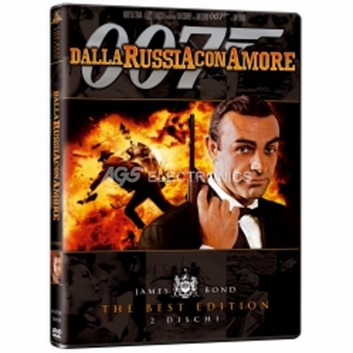 007 - dalla russia con amore (best edition) (2 dvd) - DVD NUOVO SIGILLATO - MVDVD-AZ208 - MVDVDAZ208