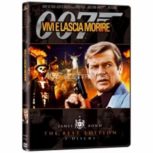 007 - vivi e lascia morire (best edition) (2 dvd) - DVD NUOVO SIGILLATO - MVDVD-AZ212 - MVDVDAZ212