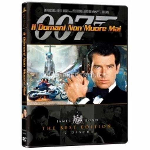 007 - il domani non muore mai (best edition) (2 dvd) - DVD NUOVO SIGILLATO - MVDVD-AZ217 - MVDVDAZ217