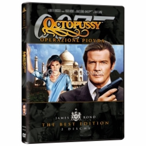 007 - octopussy - operazione piovra (best edition) (2 dvd) - DVD NUOVO SIGILLATO - MVDVD-AZ221 - MVDVDAZ221