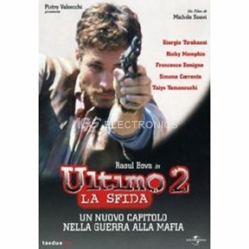 Ultimo 2 - la sfida - DVD NUOVO SIGILLATO - MVDVD-AZ463 - MVDVDAZ463