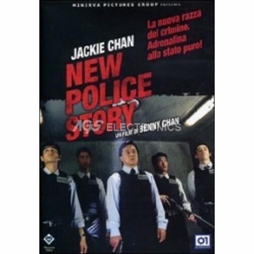 New police story - DVD NUOVO SIGILLATO - MVDVD-AZ588 - MVDVDAZ588
